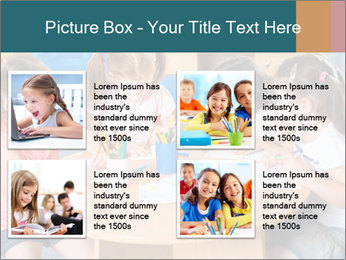 Arts For Kids PowerPoint Templates - Slide 14