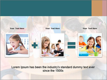 Arts For Kids PowerPoint Templates - Slide 22