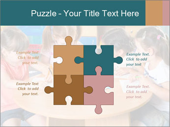 Arts For Kids PowerPoint Templates - Slide 43