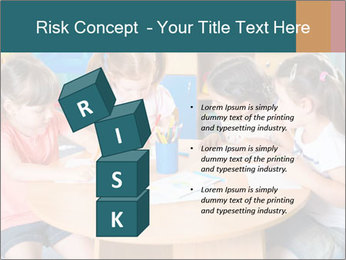 Arts For Kids PowerPoint Templates - Slide 81