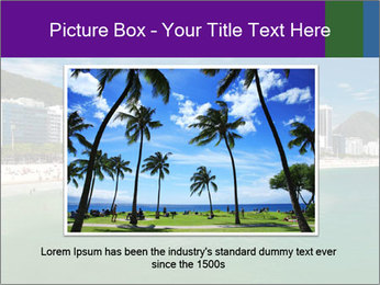 Coast In Rio PowerPoint Template - Slide 16