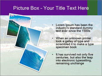 Coast In Rio PowerPoint Template - Slide 17