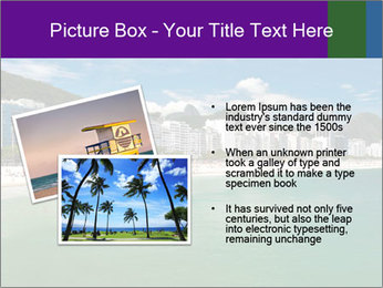 Coast In Rio PowerPoint Template - Slide 20