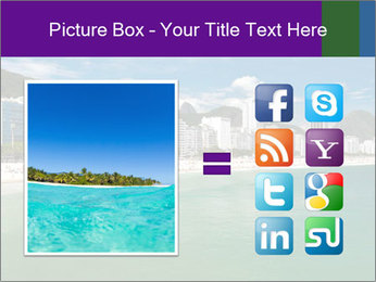 Coast In Rio PowerPoint Template - Slide 21
