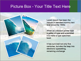 Coast In Rio PowerPoint Template - Slide 23