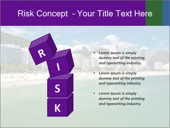 Coast In Rio PowerPoint Template - Slide 81