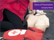 First Aid Training PowerPoint Templates