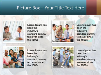 Religious Group PowerPoint Template - Slide 14