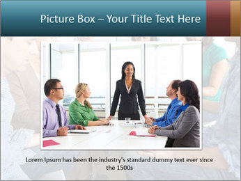 Religious Group PowerPoint Template - Slide 16