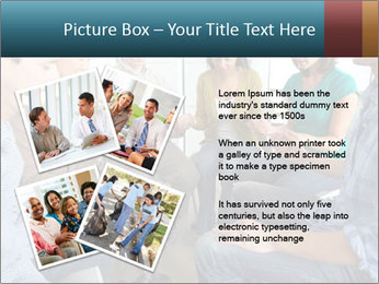 Religious Group PowerPoint Template - Slide 23
