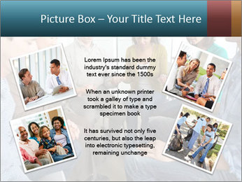 Religious Group PowerPoint Template - Slide 24