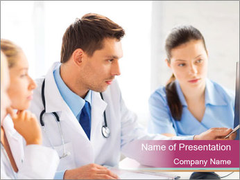 Medical Profession PowerPoint Template