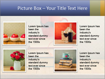 Red Cup And Books PowerPoint Templates - Slide 14
