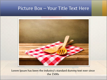 Red Cup And Books PowerPoint Template - Slide 15