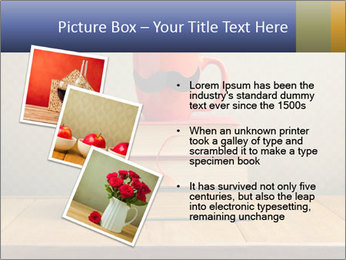 Red Cup And Books PowerPoint Template - Slide 17