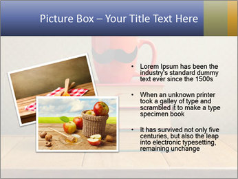 Red Cup And Books PowerPoint Template - Slide 20