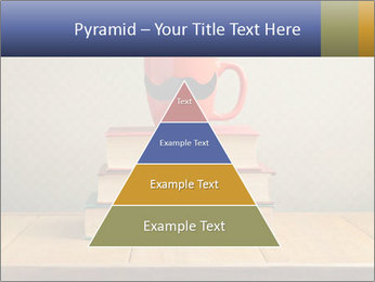 Red Cup And Books PowerPoint Template - Slide 30