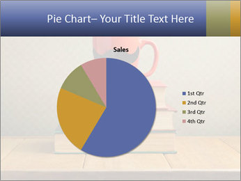 Red Cup And Books PowerPoint Template - Slide 36