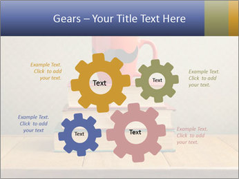 Red Cup And Books PowerPoint Templates - Slide 47