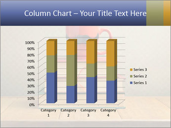 Red Cup And Books PowerPoint Template - Slide 50