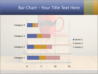 Red Cup And Books PowerPoint Template - Slide 52