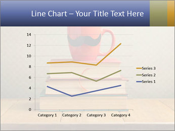 Red Cup And Books PowerPoint Template - Slide 54