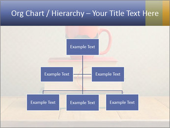 Red Cup And Books PowerPoint Templates - Slide 66