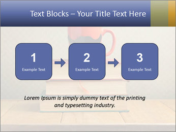 Red Cup And Books PowerPoint Template - Slide 71