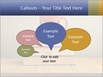 Red Cup And Books PowerPoint Template - Slide 73