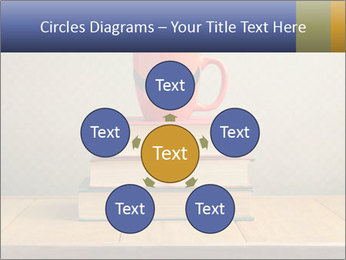 Red Cup And Books PowerPoint Templates - Slide 78