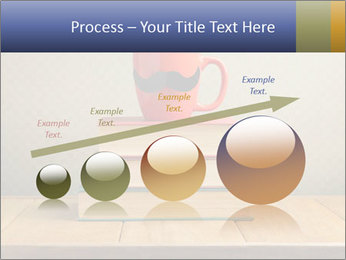Red Cup And Books PowerPoint Template - Slide 87