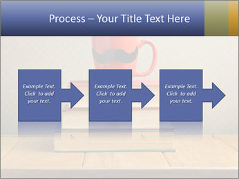 Red Cup And Books PowerPoint Templates - Slide 88