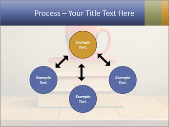 Red Cup And Books PowerPoint Template - Slide 91