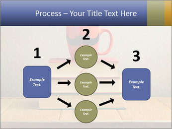 Red Cup And Books PowerPoint Template - Slide 92