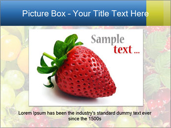 Mix Of Berries PowerPoint Template - Slide 15