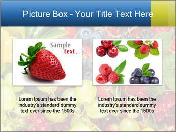 Mix Of Berries PowerPoint Template - Slide 18
