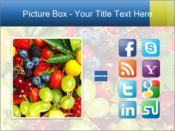 Mix Of Berries PowerPoint Template - Slide 21