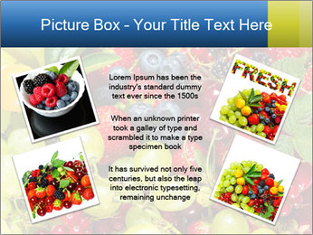 Mix Of Berries PowerPoint Template - Slide 24