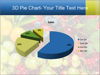 Mix Of Berries PowerPoint Template - Slide 35
