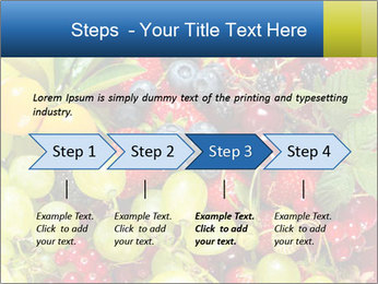 Mix Of Berries PowerPoint Template - Slide 4