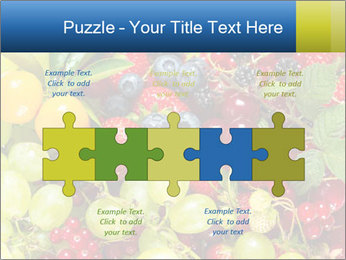 Mix Of Berries PowerPoint Template - Slide 41