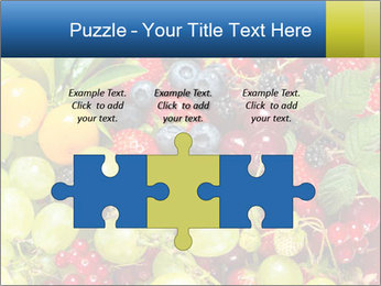 Mix Of Berries PowerPoint Template - Slide 42