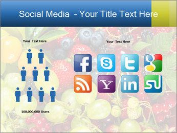 Mix Of Berries PowerPoint Template - Slide 5