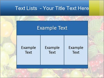 Mix Of Berries PowerPoint Template - Slide 59