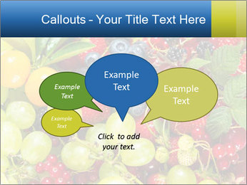 Mix Of Berries PowerPoint Template - Slide 73