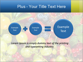 Mix Of Berries PowerPoint Template - Slide 75