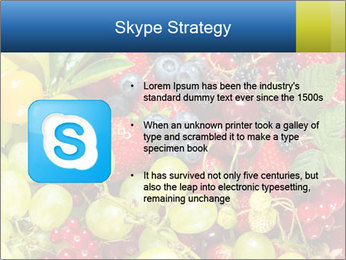 Mix Of Berries PowerPoint Template - Slide 8