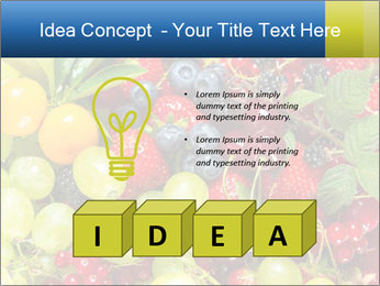 Mix Of Berries PowerPoint Template - Slide 80