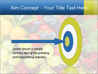 Mix Of Berries PowerPoint Template - Slide 83