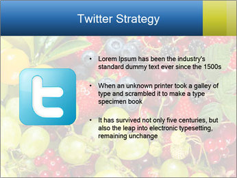 Mix Of Berries PowerPoint Template - Slide 9